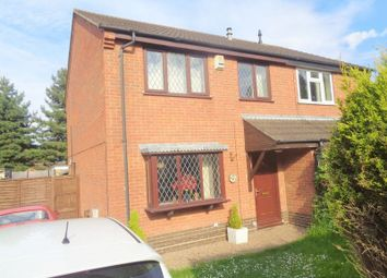 Thumbnail 3 bed semi-detached house for sale in Harlaxton Close, Lincoln