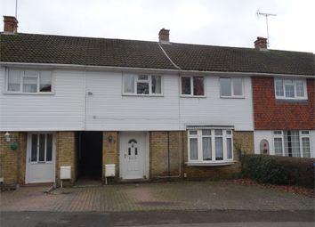 Thumbnail 3 bedroom terraced house for sale in Saffron Road, Bracknell, Berkshire