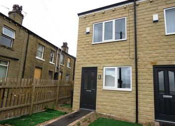 Thumbnail 1 bed terraced house to rent in Hill Top Road, Paddock, Huddersfield