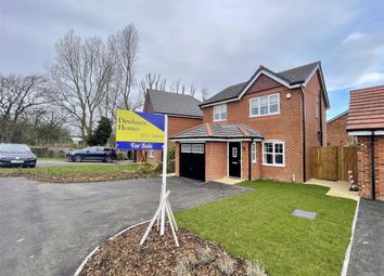 Thumbnail 3 bed detached house for sale in Sanderling Way, Wesham, Preston