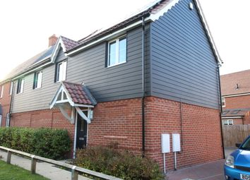 Thumbnail 2 bed semi-detached house for sale in Market Lane, Witham