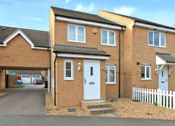 Thumbnail 4 bed terraced house for sale in Stevensons Road, Longstanton, Cambridge