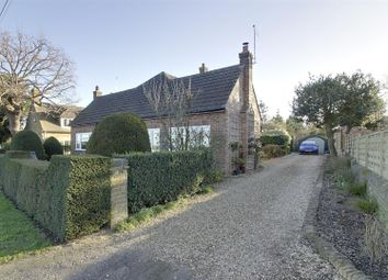 Thumbnail 2 bed detached bungalow for sale in High Street, Maxey, Peterborough