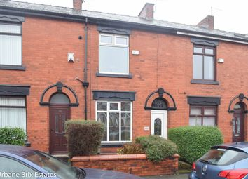 Thumbnail 2 bed terraced house for sale in Middleton Road Chadderton, Oldham