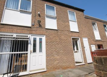 Thumbnail 3 bed terraced house to rent in Lumley Close, Washington