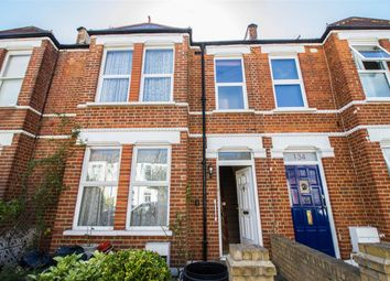 Thumbnail 4 bed terraced house to rent in Effra Road, London