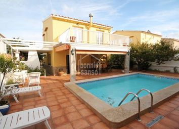 Thumbnail 4 bed town house for sale in Santa Ana, Villacarlos, Balearic Islands, Spain
