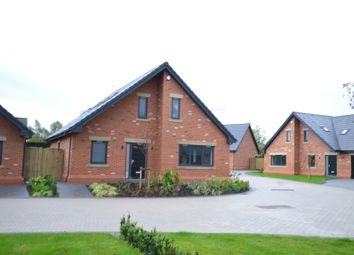 Thumbnail 3 bedroom detached house for sale in Hall Moss Lane, Bramhall, Stockport