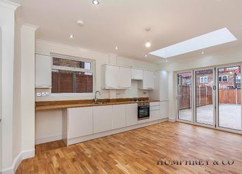 Thumbnail 5 bedroom terraced house to rent in Fulbourne Road, London