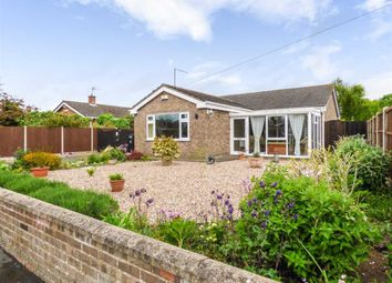 Thumbnail 3 bed bungalow for sale in Chestnut Close, Horncastle, Lincolnshire
