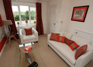 Thumbnail 3 bed semi-detached house for sale in The Fergus, Pont Lane, Leadgate
