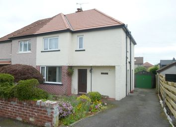 Thumbnail 3 bed semi-detached house for sale in St Annes Road, Dumfries