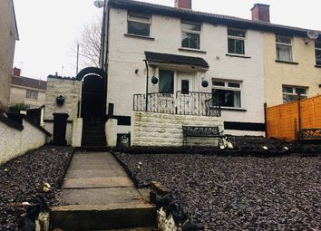3 bed semi-detached house for sale in Greenwood Road, Baglan, Port Talbot SA12