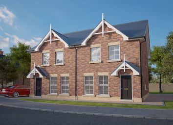 Thumbnail 3 bedroom semi-detached house for sale in Stonebridge Avenue, Conlig, Newtownards