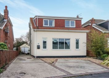 Thumbnail 3 bed detached house for sale in Longmeadows Drive, Laceby