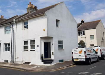 4 bed end terrace house for sale in Bute Street, Brighton BN2