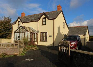 Thumbnail 3 bed detached house for sale in Glebe Lane, Marloes, Haverfordwest