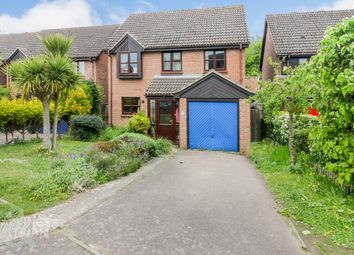 Thumbnail 4 bed detached house to rent in Waveney Close, Saxmundham