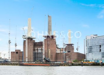 Thumbnail 1 bed flat to rent in Fladgate House, Battersea Power Station