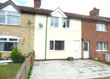 Thumbnail 3 bed terraced house to rent in Foljambe Crescent, New Rossington, Doncaster