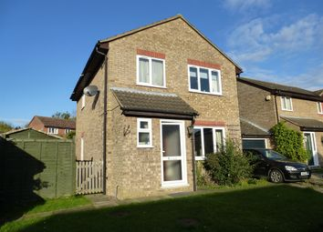 Thumbnail 3 bed link-detached house for sale in High Meadow, Bury, Huntingdon