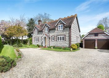 Thumbnail 4 bed detached house for sale in Olivers Mead, Child Okeford, Blandford Forum
