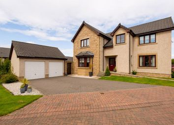 Thumbnail 5 bedroom detached house for sale in 1 Roman Park, Dalkeith