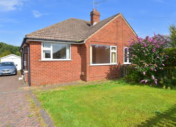 Thumbnail 2 bed semi-detached bungalow for sale in Woodfield Road, Harrogate