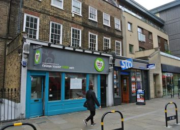 Thumbnail Retail premises to let in Green, Bevenden Street, London
