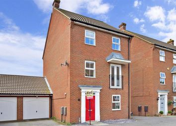 Thumbnail 4 bed town house for sale in Mimosa Avenue, Minster On Sea, Sheerness, Kent