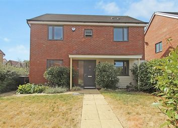 Thumbnail 3 bed detached house for sale in Ellis Close, Wootton, Bedford