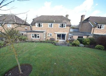 Sandy Mount, Bearsted, Maidstone ME14. 4 bed detached house