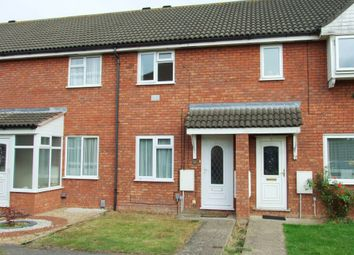 Thumbnail 2 bed terraced house to rent in Degas Drive, St. Ives, Huntingdon