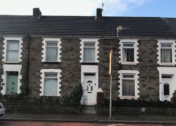 Thumbnail 2 bed terraced house for sale in Maes-Y-Cwrt Terrace, Port Talbot, Neath Port Talbot.