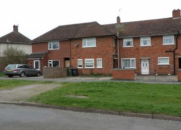 Thumbnail 3 bed terraced house for sale in Beaumont Road, Loughborough, Leicestershire