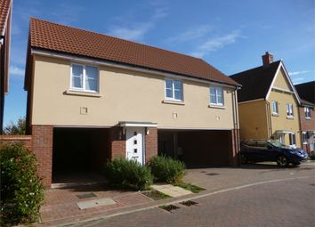 Thumbnail 2 bedroom detached house for sale in Eynesbury, St Neots, Cambridgeshire