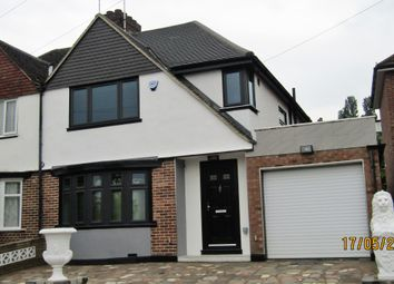Thumbnail 3 bedroom semi-detached house for sale in Alverstone Road, Wembley Park