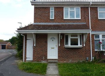 Thumbnail 2 bed property to rent in Dandelion Close, Gosport, Fareham