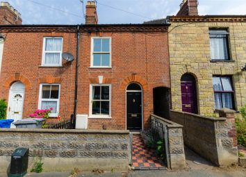 Thumbnail 3 bed terraced house for sale in Guernsey Road, Norwich