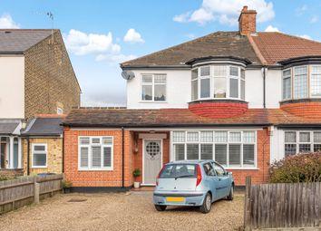 Thumbnail 3 bed semi-detached house for sale in Glenlyon Road, London