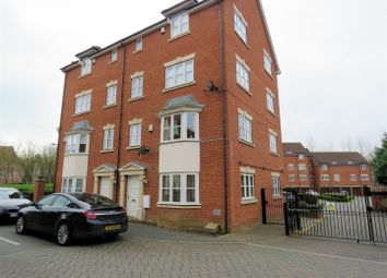 Thumbnail 2 bedroom flat for sale in Woodall Close, Middleton, Milton Keynes