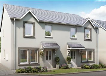 Thumbnail 3 bedroom semi-detached house for sale in The Kinkell, At The Clachan, Newton Of Charleston