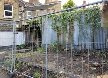 Thumbnail Land for sale in Palmerston Crescent, Plumstead, London