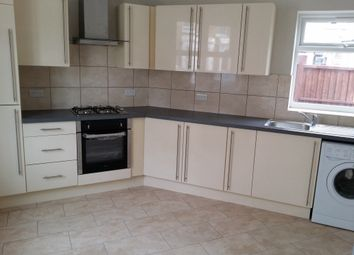 Thumbnail 4 bedroom end terrace house to rent in Derwent Avenue, London