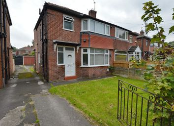 Thumbnail 3 bed semi-detached house for sale in Prestfield Road, Whitefield, Manchester