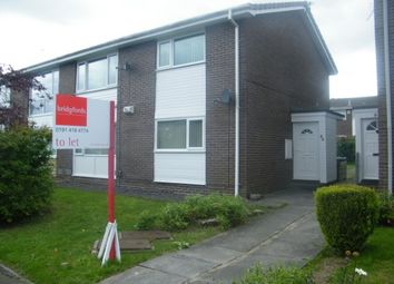 Thumbnail 2 bed flat to rent in Dilston Close, Washington