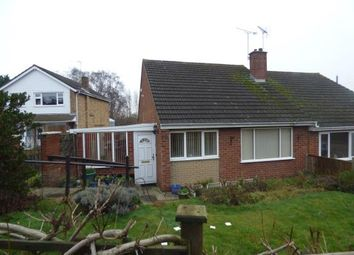 Thumbnail 2 bed bungalow for sale in Attwood Crescent, Coventry, West Midlands