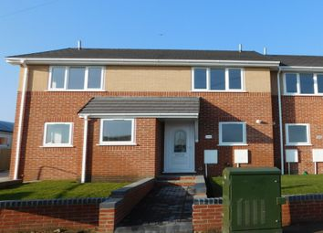 Thumbnail 2 bedroom end terrace house for sale in Blandford Road, Hamworthy, Poole