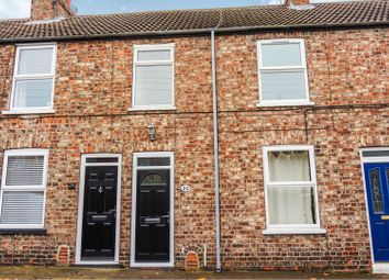 Thumbnail 2 bedroom terraced house for sale in North Lane, York
