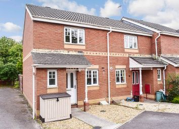 Thumbnail 2 bed end terrace house for sale in Banc Gelli Las, Broadlands, Bridgend.